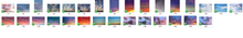 Load image into Gallery viewer, Sunset Sky Overlays