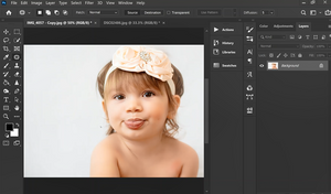 Easy Eye Retouch Photoshop Actions