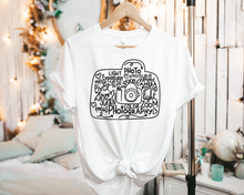 Load image into Gallery viewer, Definition of Camera - Tee Shirt