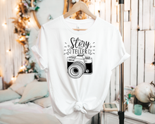 Load image into Gallery viewer, Story Teller - Tee Shirt