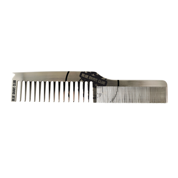 Dual Tooth Stainless Comb Parting Tip - Blue Shave Club