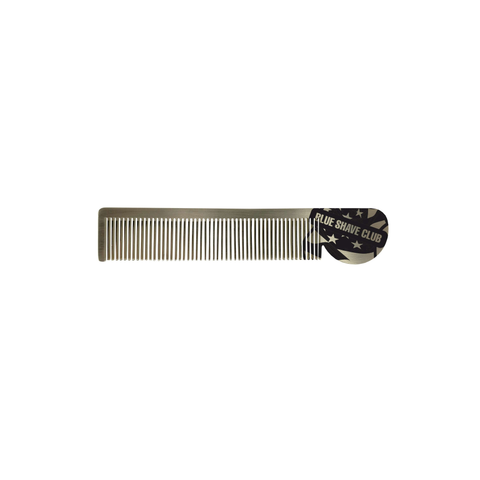 Moustache Comb - Blue Shave Club