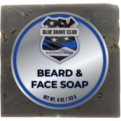 Beard & Face Soap - Blue Shave Club