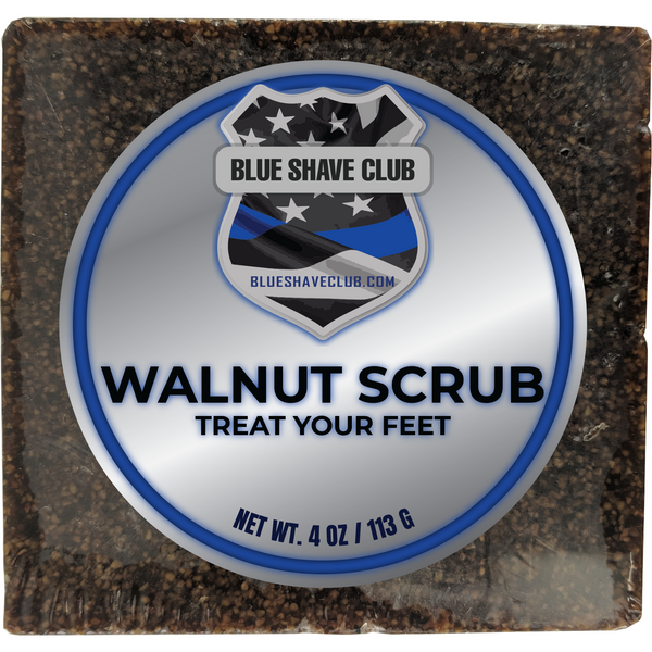 Walnut Scrub - Blue Shave Club
