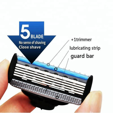 Image of Blue Shave Club Starter Razor - Blue Shave Club