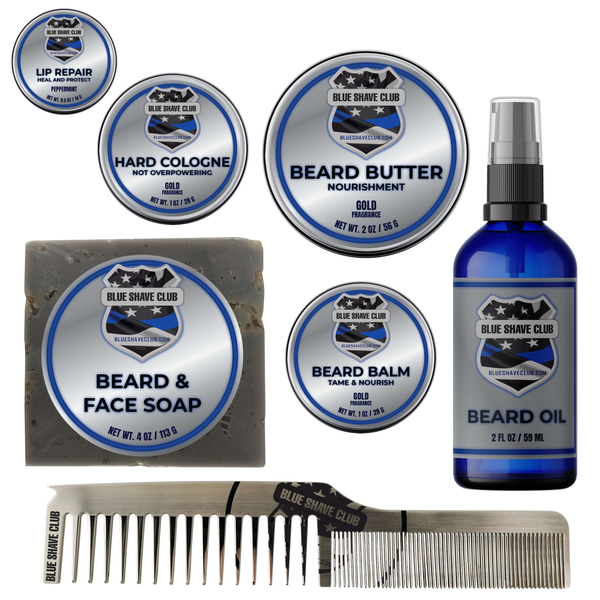 Beard Plus Bundle - Blue Shave Club