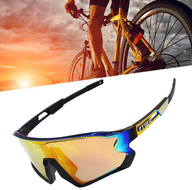Cycling Sunglasses Sports Bicycle Glasses Mountain Bike Fishing Hiking