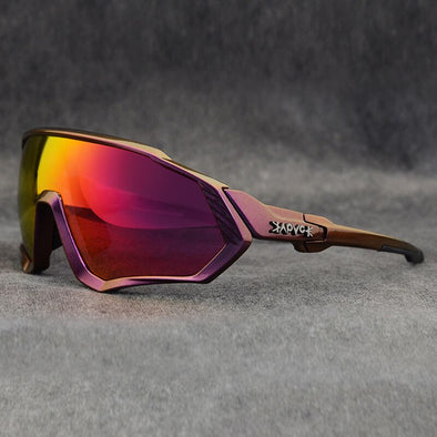 Cycling Eyewear Bicycle Glasses Riding Fishing Color Changing Sunglasse