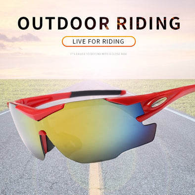 Sunglasses New Bike Riding Glasses Outdoor Cycling Sunglasses
