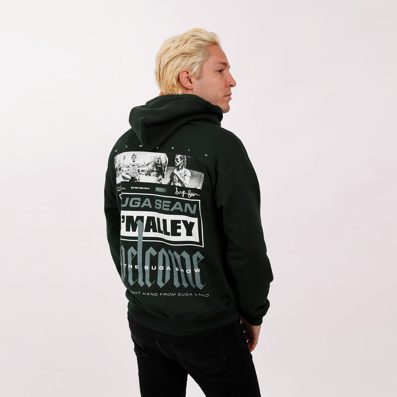 Right Hand From Suga Land Hoodie