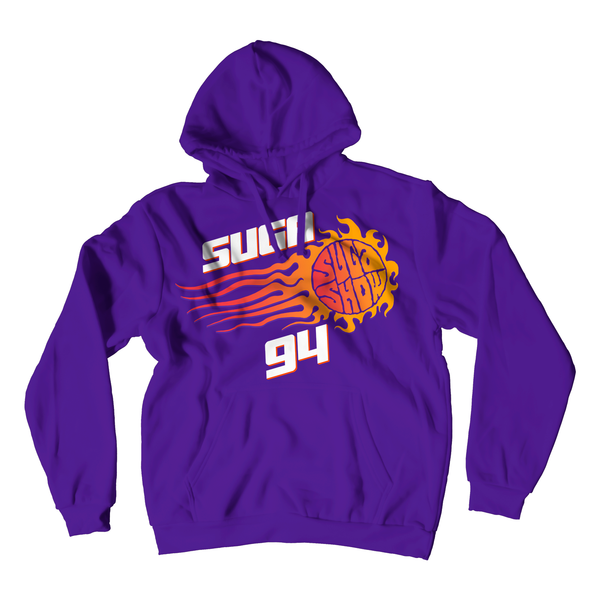 Valley Hoodie Purple