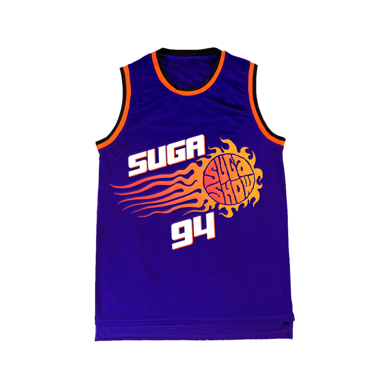 Limited Edition Valley Jersey Purple