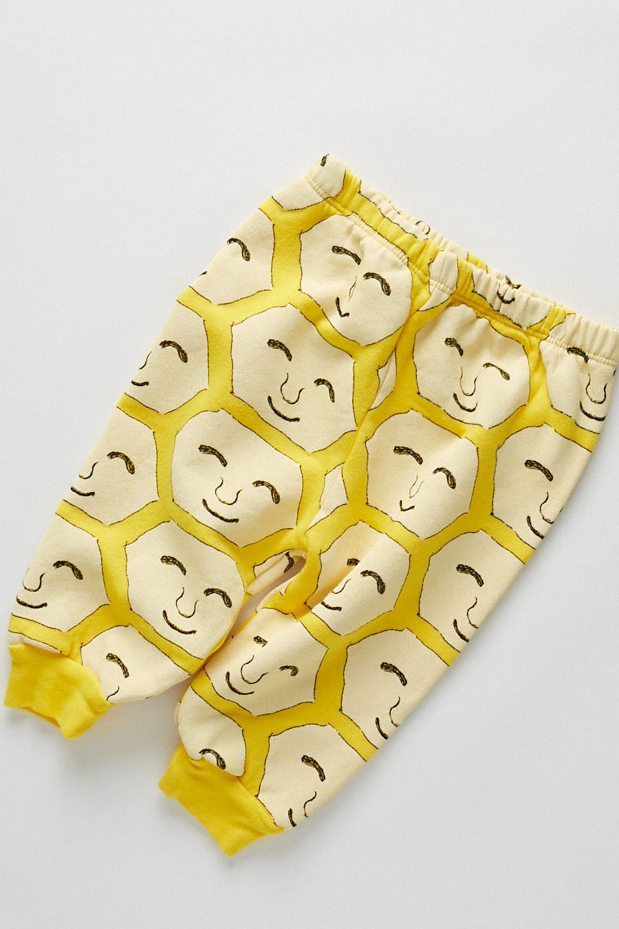 baby dromedary jersey pants - smile