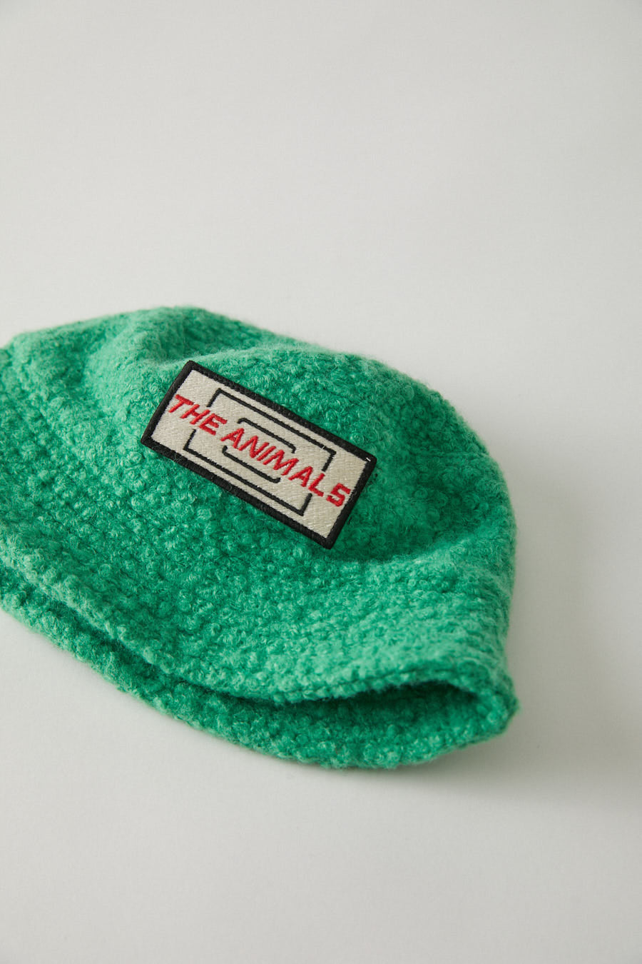 kids starfish hat - green