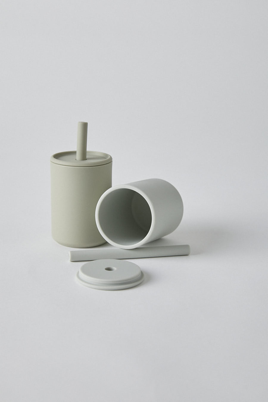 cup set- cloud/oyster