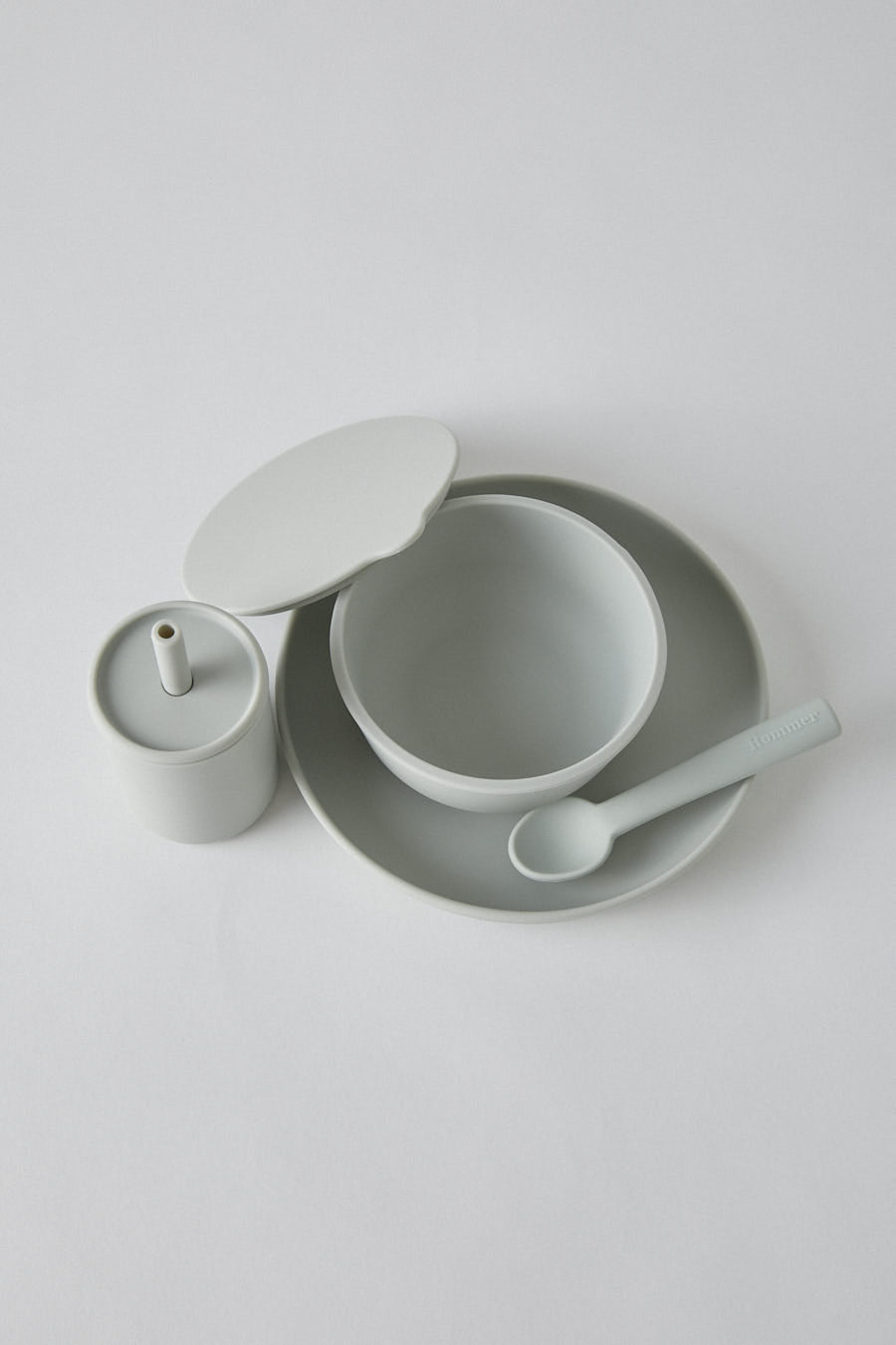 dinner set- cloud