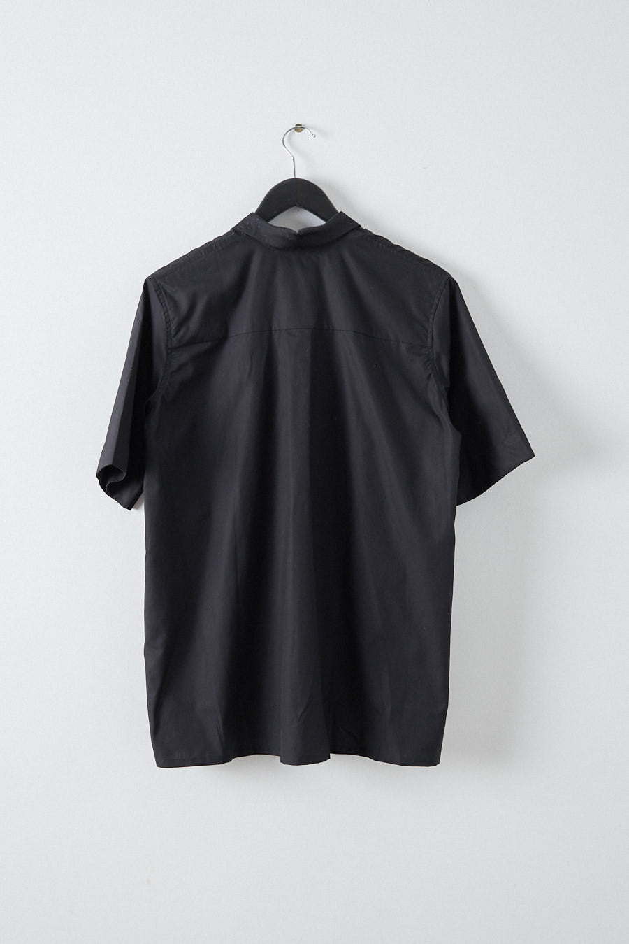 the celine shirt-black