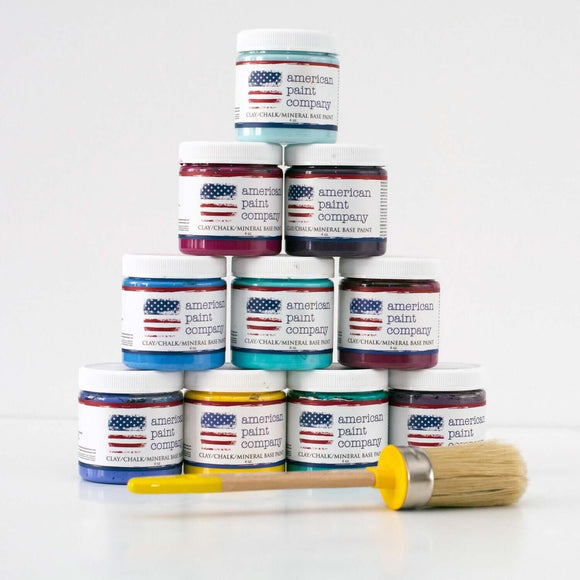 Eco-Friendly Paint - 4oz Sample