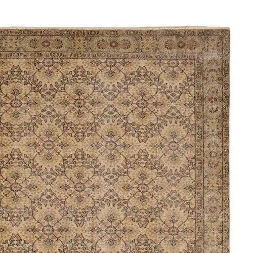 Turkish Vintage 12057 Handmade Rug