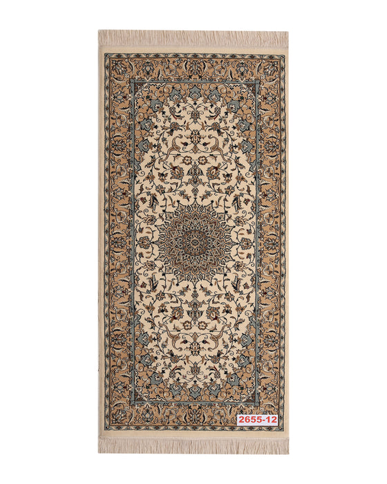 Apadana Persian Machine Runner  2655-12 Rug 200cm x 100cm