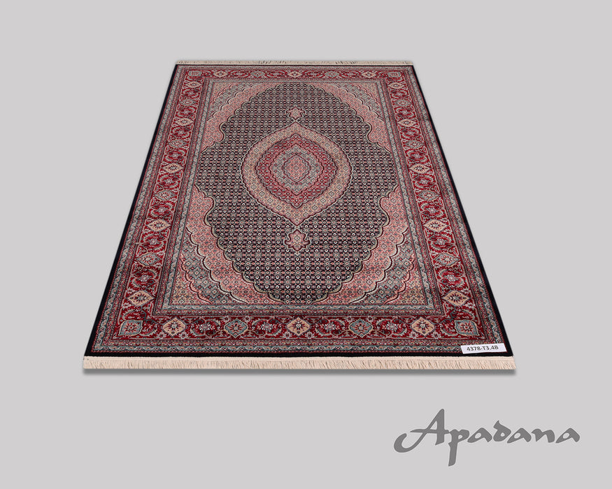 Apadana Tabriz 4378-T3.4B Machine Made Rug