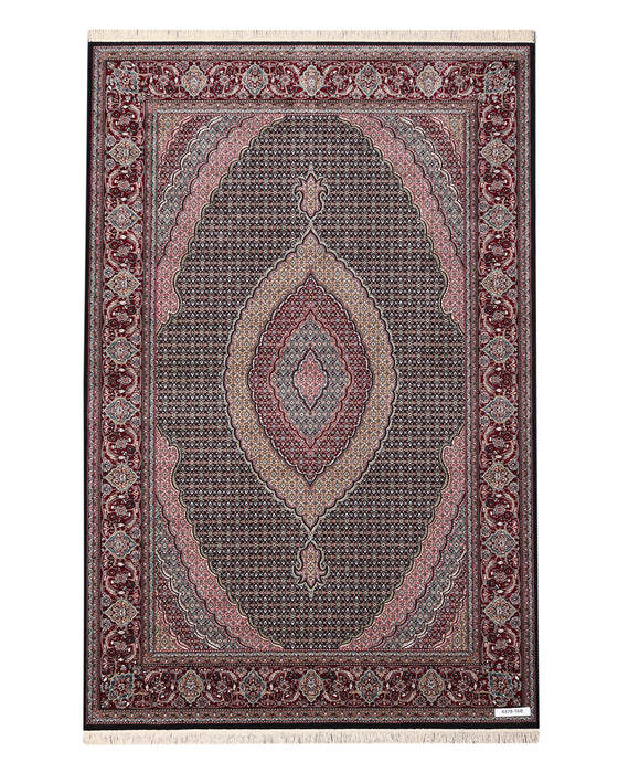 Apadana Tabriz 4378-T6B Machine Made Rug