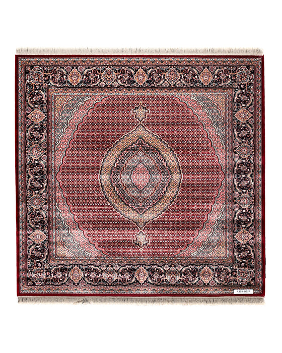 Apadana Tabriz 4379-SQ2R Machine Made Rug
