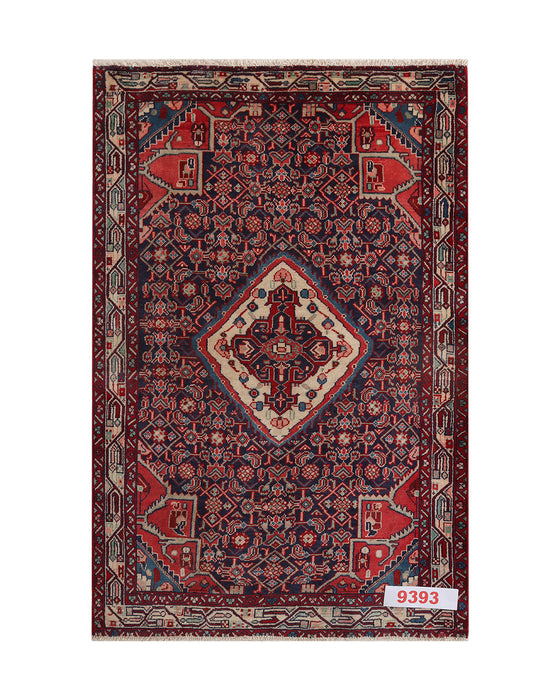 Mosel 9393 Hand Made Rug 155cm x 105cm