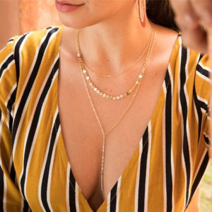 Elegant Moments Layered Necklace