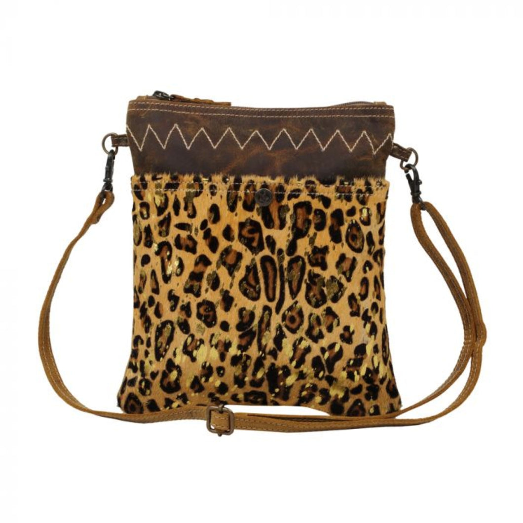 2558 Myra Spirit Animal Canvas Bag