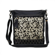 Load image into Gallery viewer, 2608 Myra Naive Leather and Hairon Bag