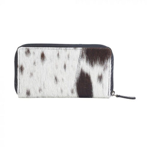 2705 Myra Just Tweet Leather & Hairon Wallet