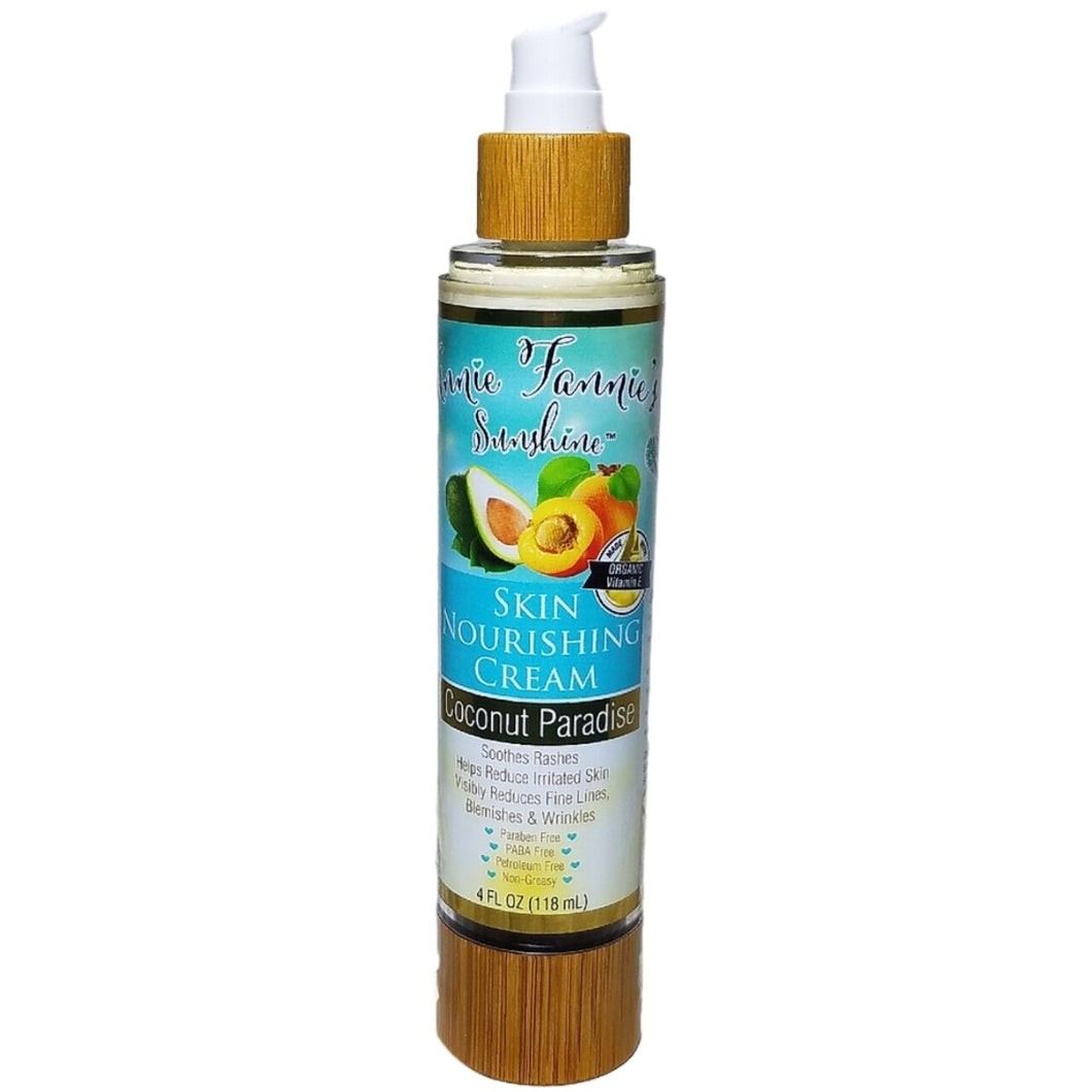 Annie Fannie's Sunshine Coconut Paradise Lotion