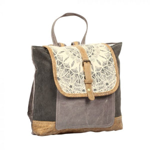 1287 Myra Daisy Delight Backpack Bags