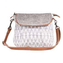 Load image into Gallery viewer, 1615 Myra Citron White Small & Crossbody Bag