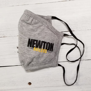 Newton Railers - Adult Face Mask