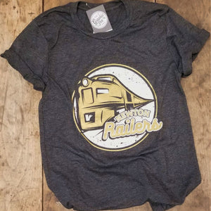 YOUTH Newton Railers - Train Tee