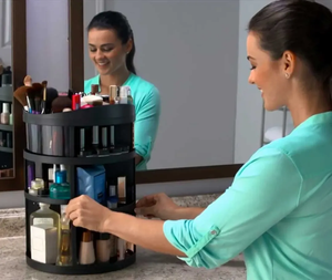 MYBeaty™ 360 Rotating Beauty Organizer