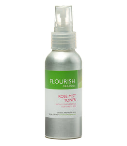 Rose Mist Toner 100ml