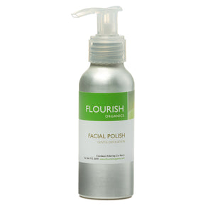 Facial Polish 100ml - gentle facial exfoliator