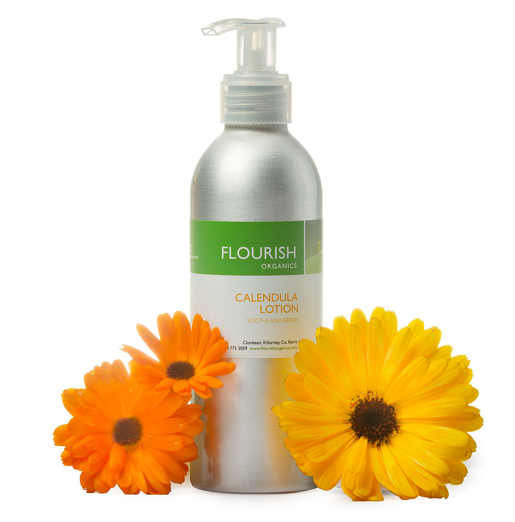 Calendula Lotion 200ml – perfect cream for itchy skin