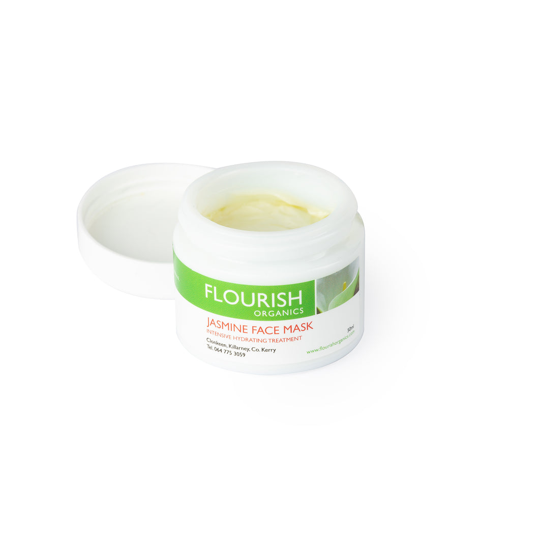 Jasmine Face Mask - Hydrating Face Mask 50ml