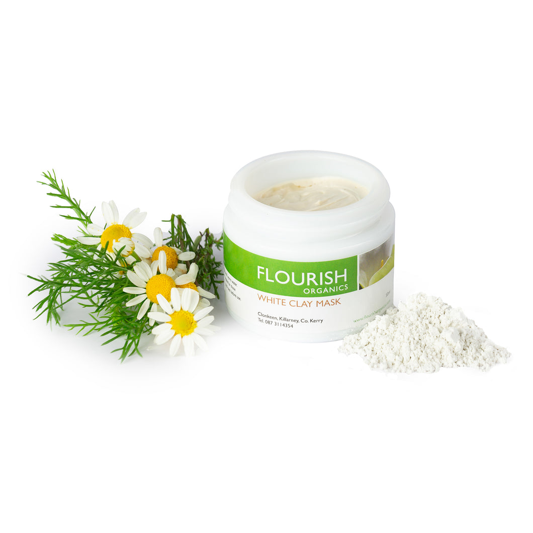White Clay Mask with Chamomile 50ml