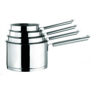 Couzon Cuisinox Elysee 4 Saucepan set