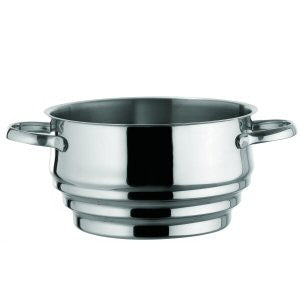 Couzon Cuisinox  Elysee Universal Steamer Insert 20, 22 and 24 cm