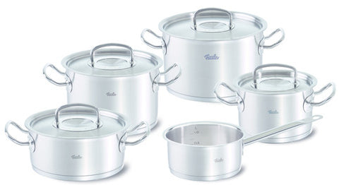Fissler Original Pro  5 Piece Set with Casserole