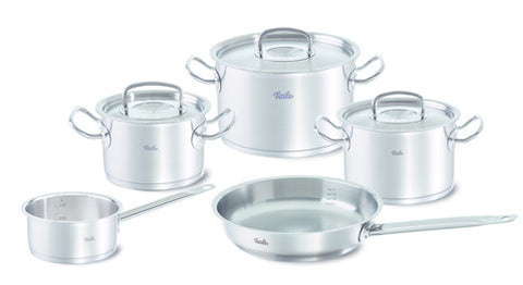 Fissler Original Pro  5 Piece Set with Frying Pan