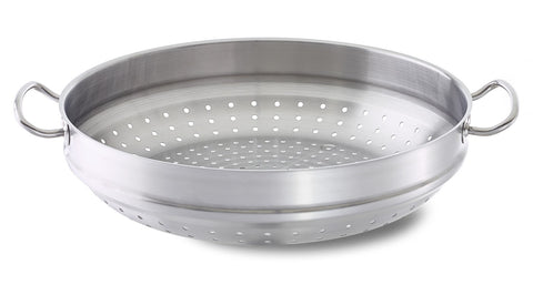 Fissler Original Pro Steamer Insert for Wok 35 cm