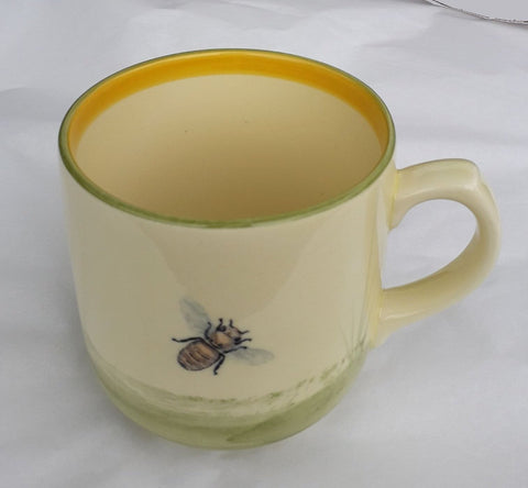 Zeller Bees Breakfast Mug 30cl