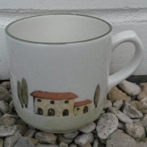 Zeller Bella Toscana Breakfast Mug 30cl